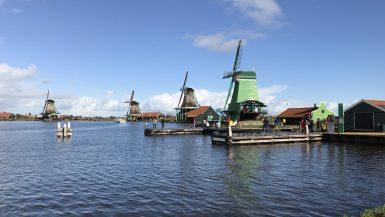 Windmühlen Amsterdam